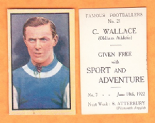 Oldham Athletic Charlie Wallace